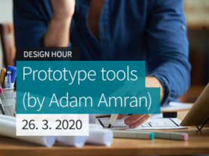 WEBINAR | Prototyping Tools and Live-Data Prototypes